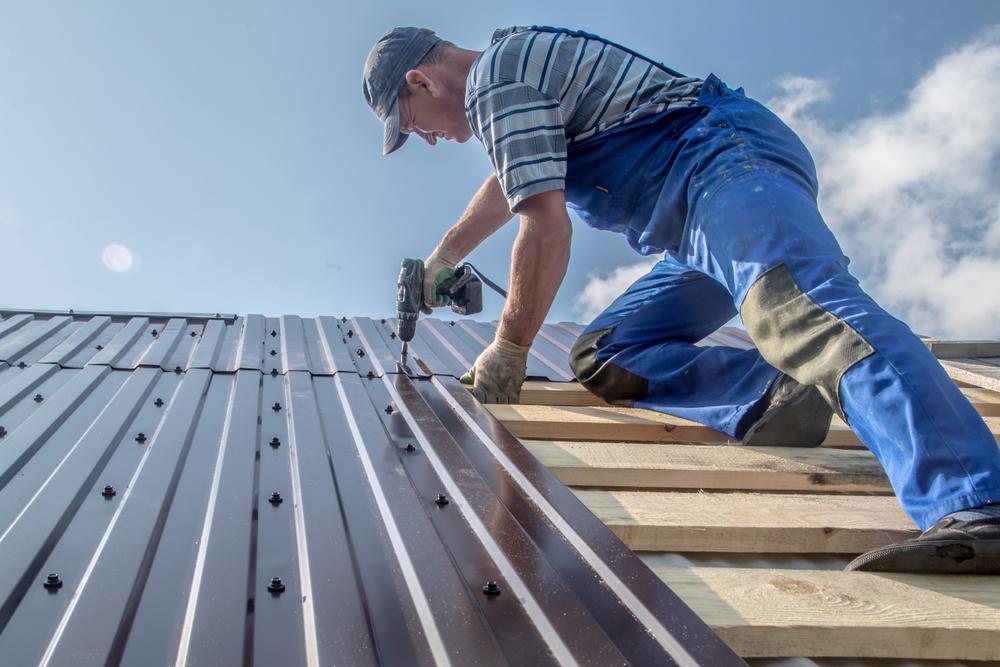 rénovation toiture en aluminium