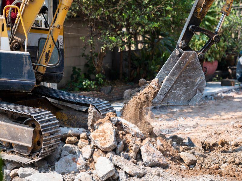 L'essentiel à savoir sur les travaux de terrassement